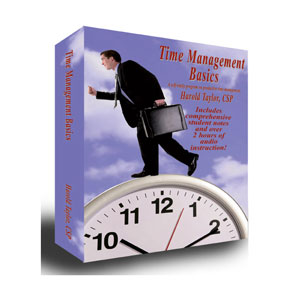 Time Management Basics