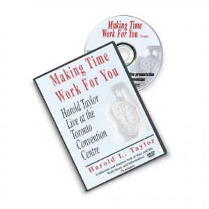 Making Time Work for You DVD