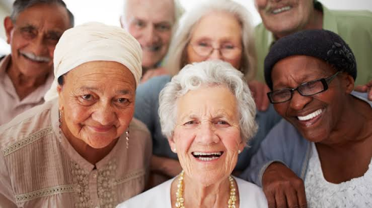 Life after retirement should include people