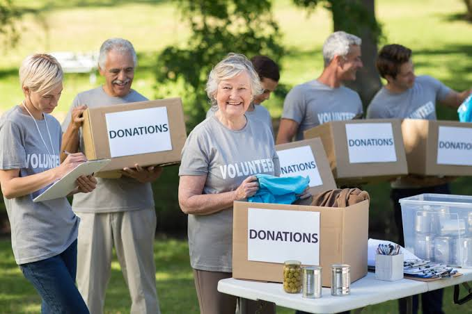 Volunteering can extend your life