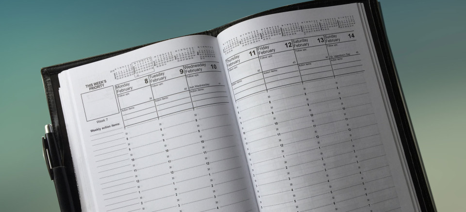 One more advantage of paper planners