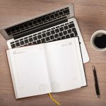paper planner with electronic