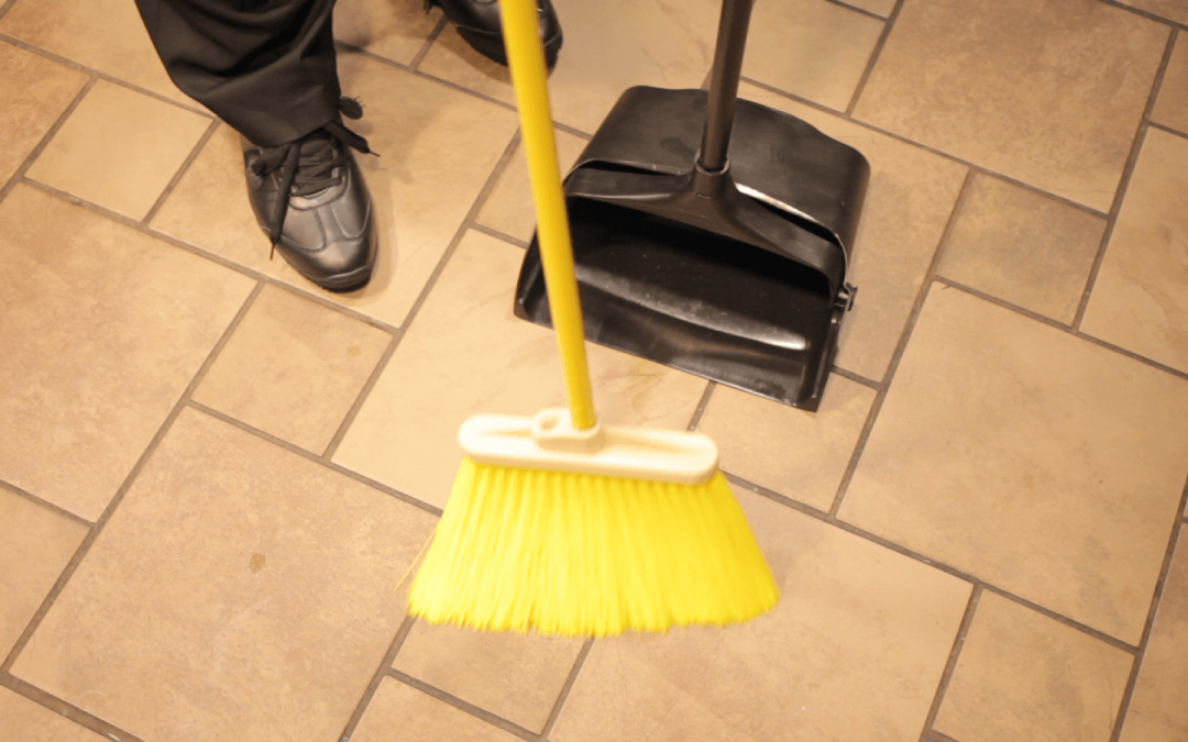 A new broom sweeps clean