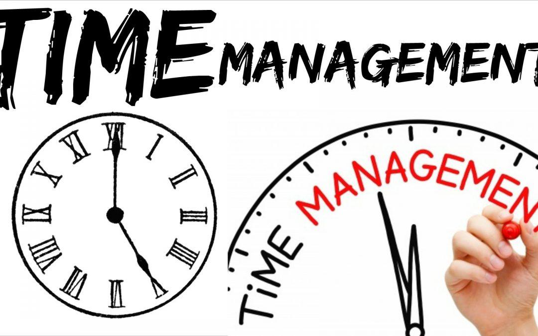 Ten time management myths: Part 1.