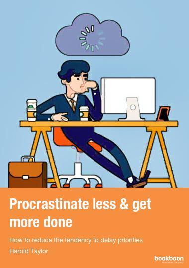 Procrastinate less & get more done