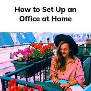 How to Set Up an Office at Home ebook
