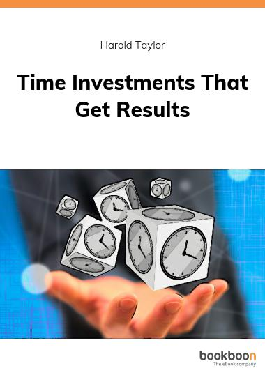 Time Investments That Get Results