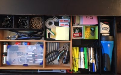 "Do you really need a ""Junk"" drawer?"