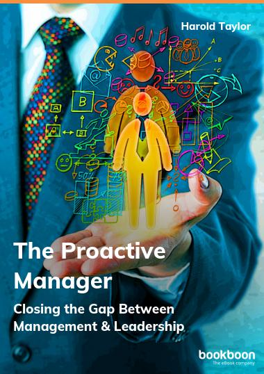 the proactive manager - ebook